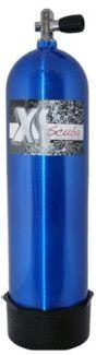 Баллон в сборе алюминиевый XS Scuba Luxfer 12 литров 207 Bar фото 4