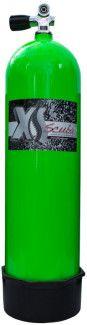 Баллон в сборе алюминиевый XS Scuba Luxfer 12 литров 207 Bar фото 2