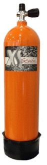 Баллон в сборе алюминиевый XS Scuba Luxfer 12 литров 207 Bar фото 8
