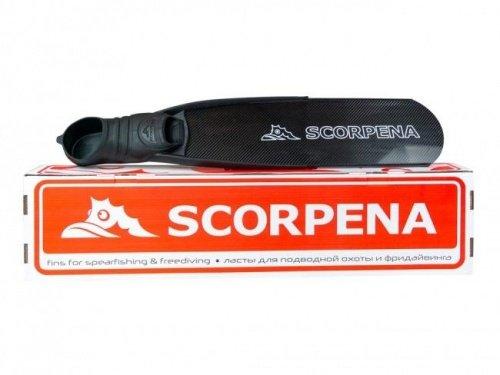 Ласты карбоновые Scorpena T фото 4