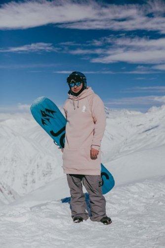 Худи Трэвис SnowBro Мужской фото 21