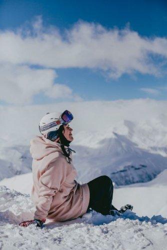 Худи Трэвис SnowBro Женский фото 19