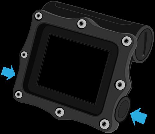 Подводный компьютер SHEARWATER PERDIX AI фото 4