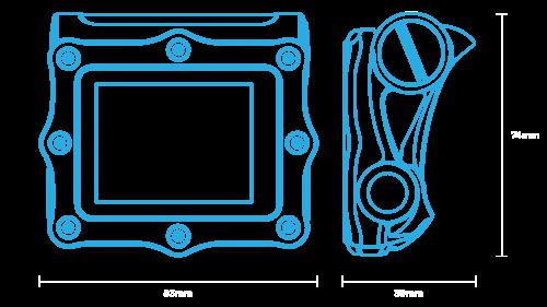 Подводный компьютер SHEARWATER PERDIX AI фото 6
