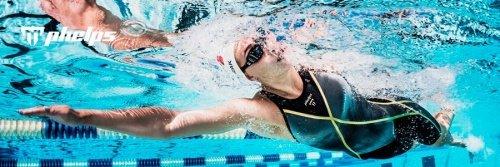 Стартовый костюм для плавания MPULSE 2020 Phelps фото 7