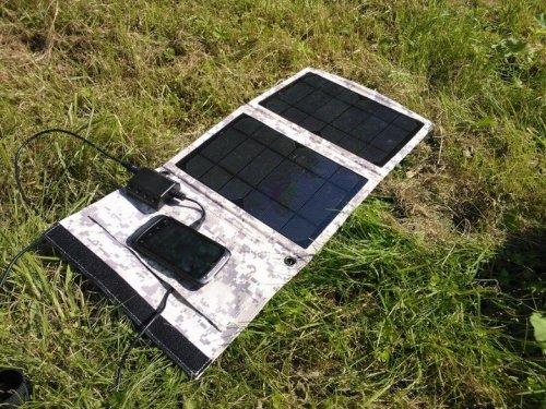 Мобильный солнечный модуль Sunways FSM фото 6