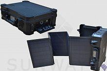 Мобильный солнечный модуль МСЭ Sunways Power Box
