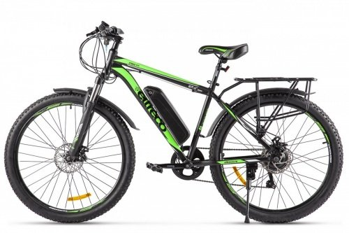 Велогибрид Eltreco XT 800 new фото 8