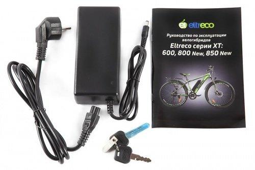 Велогибрид Eltreco XT 800 new фото 27