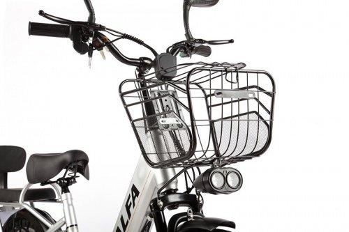 Велогибрид Eltreco e-ALFA фото 7
